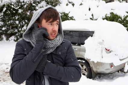 Driving Tips for Teens in Bad Weather