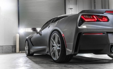 2014 Chevrolet Corvette Stingray Horsepower Confirmed