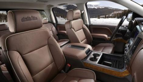 2014 Chevy Silverado High Country Available This Fall | I ...