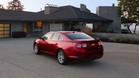 2014 Chevy Malibu Introduces Hands-Free Texting