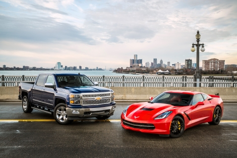 Chevrolet Vehicles Nominated for North American Car & Truck of the Year