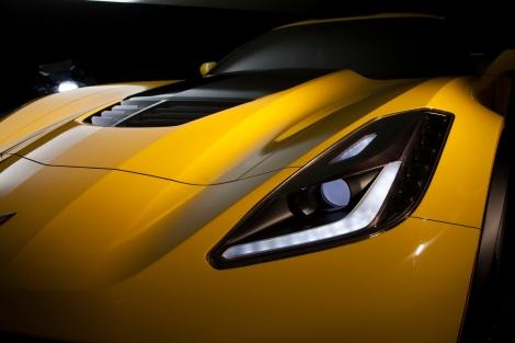 New 2015 Corvette Z06 Transmission Details