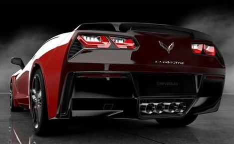 2015 Chevrolet Corvette Z06 official horsepower and torque ratings