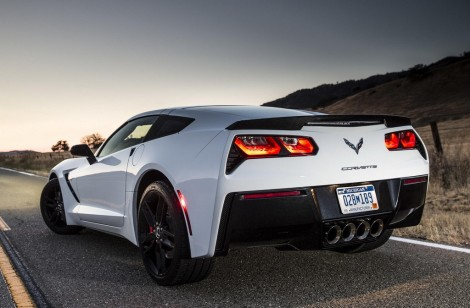 2015 Corvette Gets 29 MPG with New 8-Speed