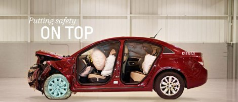 Vehicle Features to Keep Children Safe in your Chevy