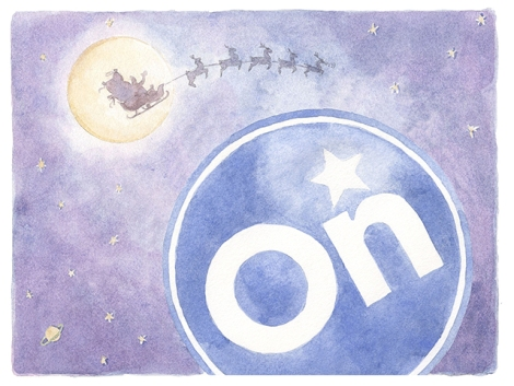 Follow Santa's Route with OnStar